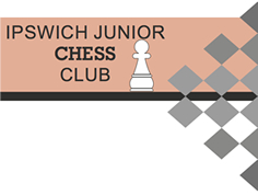 Ipswich Junior Chess Logo